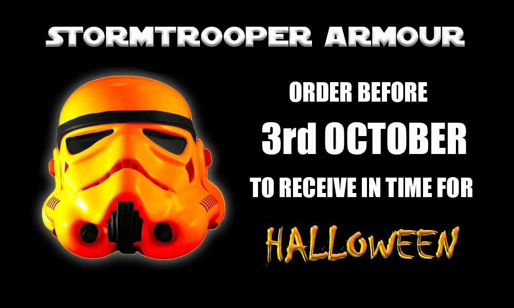 Stormtrooper Costume Armour Halloween