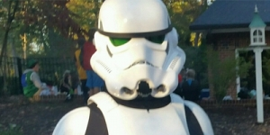 Stormtrooper Armour Review from Jason