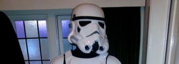 Stormtrooper Armour Review from Steve