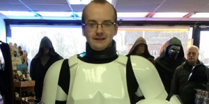 Stormtrooper Armour Review from Paul Watson