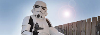 Stormtrooper Armour Review from Chris