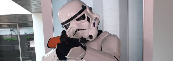 Stormtrooper Armour Review from Juan