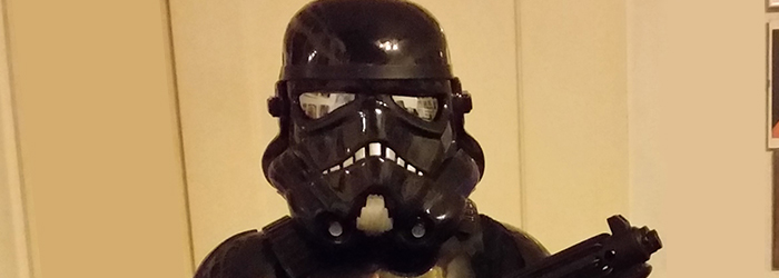 Shadowtrooper Armour Review from Rolf