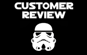 Stormtrooper Armour Review from Antony