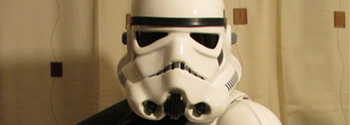 Stormtrooper Armour Review from Tony