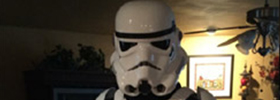 Stormtrooper Armour Review from Oscar