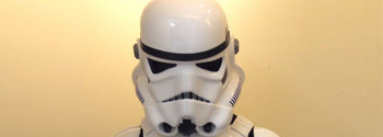 Stormtrooper Armour Review from David