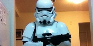 Stormtrooper Armour Review from Stephen