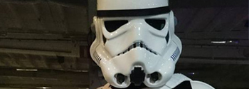 Stormtrooper Armour Review from Martin