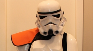 Stormtrooper Armour Review from Sylvain