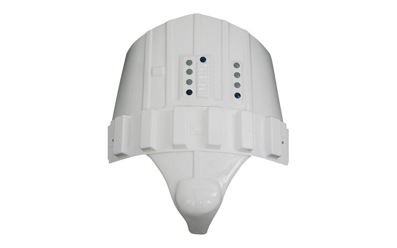 Stormtrooper Abdominal Armour Parts