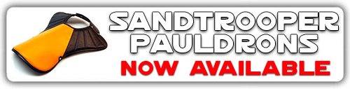 Sandtrooper Pauldrons Now Available