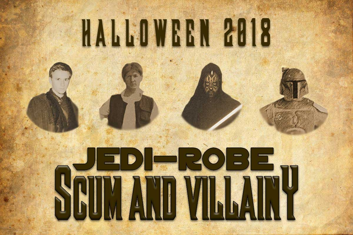 Star Wars Halloween 2018 costumes from Stormtrooper-Costumes.com