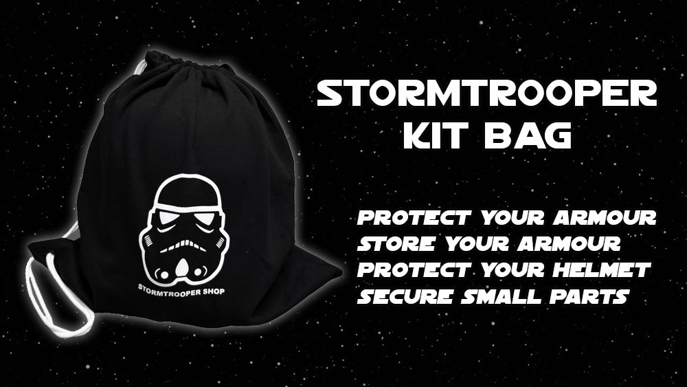 Stormtrooper Kit Bags from Stormtrooper Shop