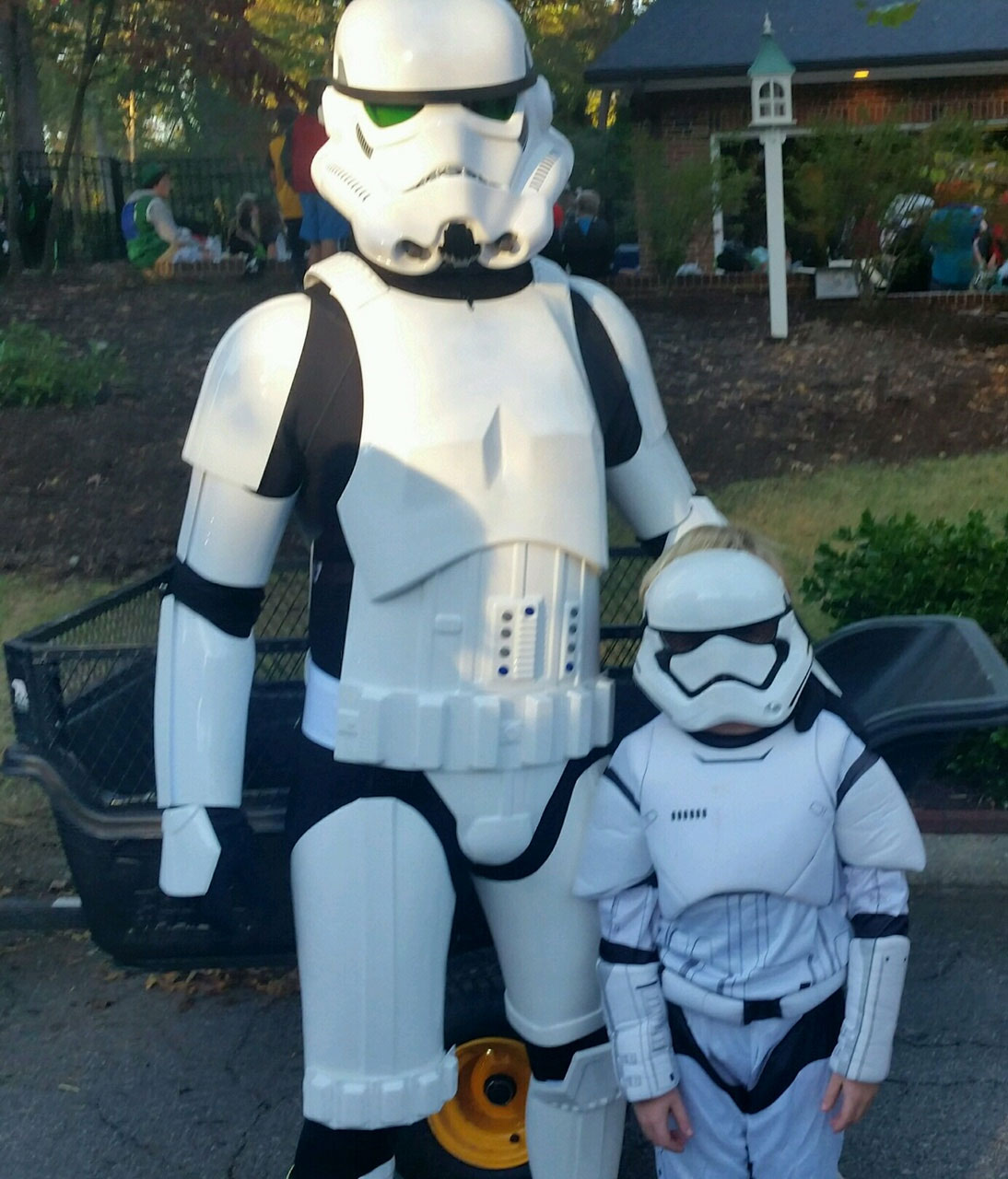 Jason Replica Stormtrooper ready to wear armour review shop costume