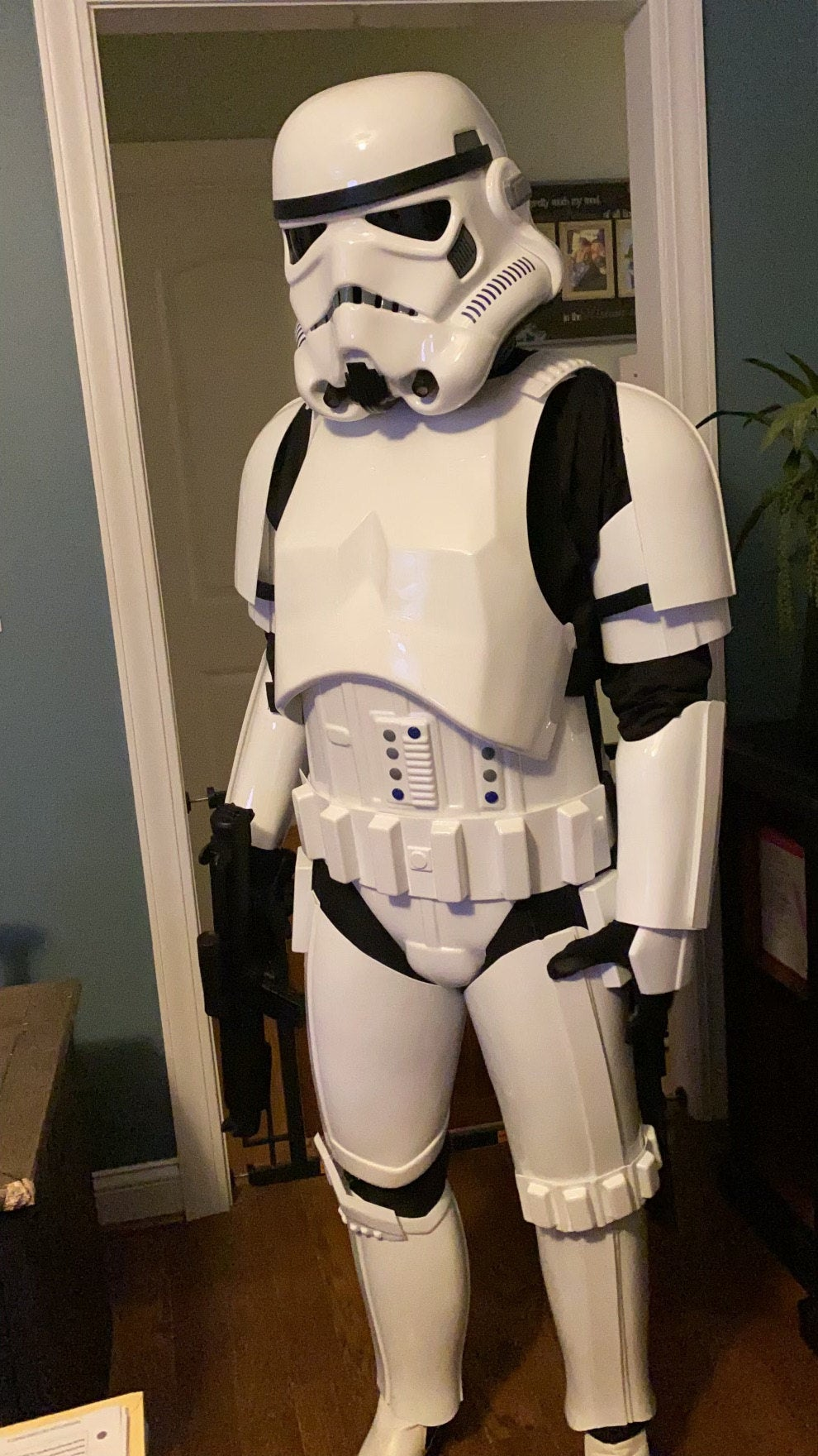 Stormtrooper Armor Review from MJ