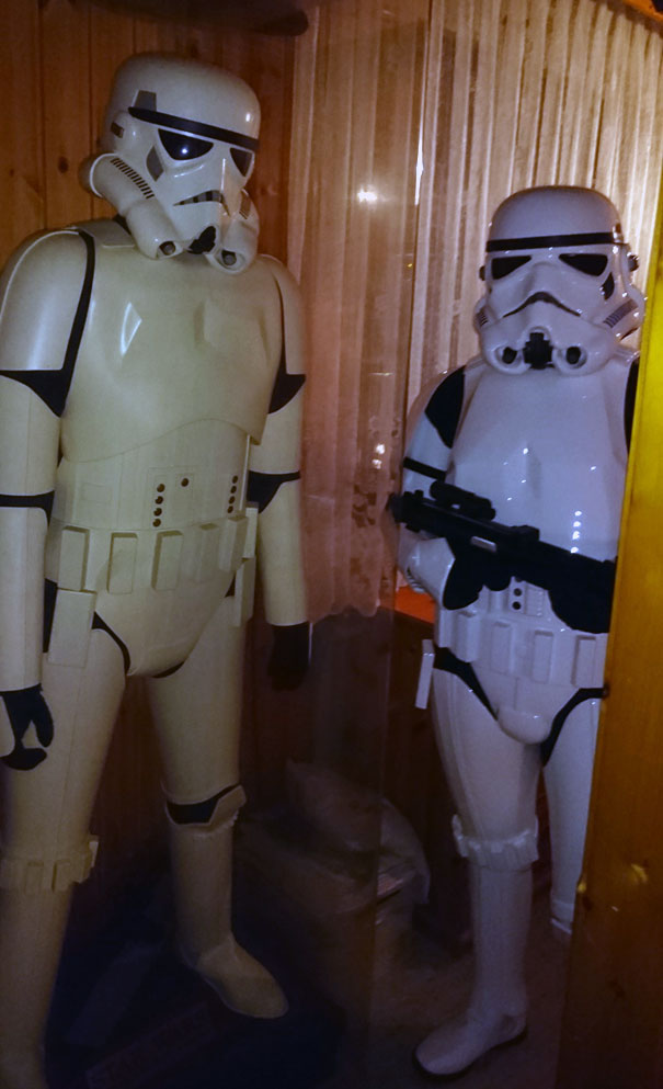 Werner Stormtrooper Replica Costume Review