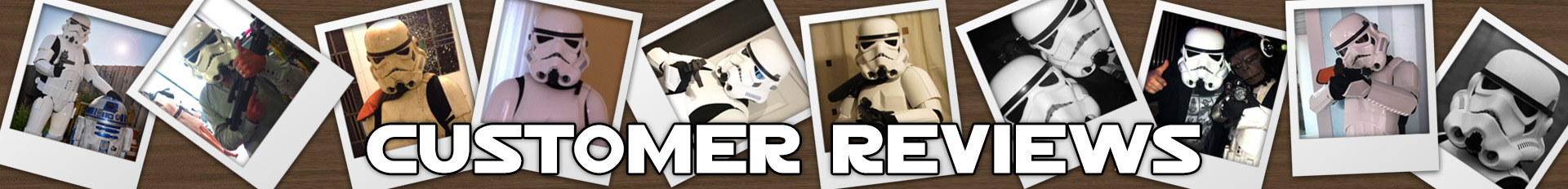 Stormtrooper Armour Spare Parts and Accessories
