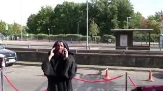 Master Jedi-Robe aka Wayne Bower Ice Bucket Challenge Aug 2014